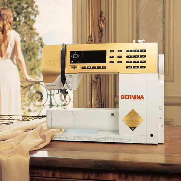BERNINA 530 d'Or