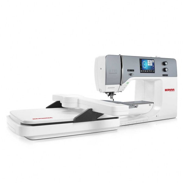 BERNINA 770 QUILTERS EDITION
